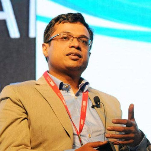 Flipkart Founder and CEO, Sachin Bansal