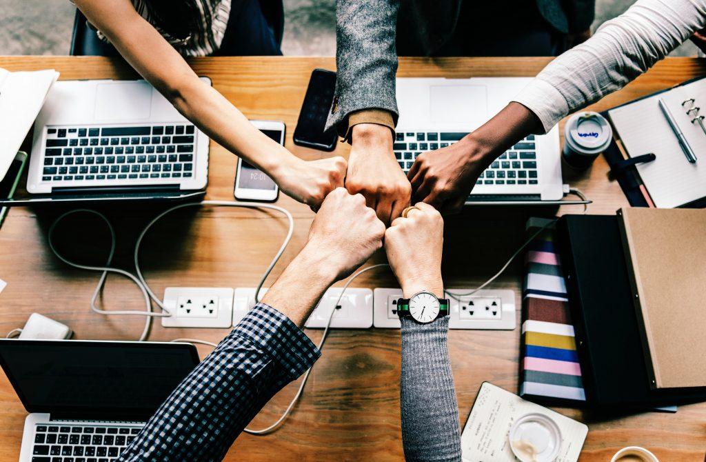 Teamwork and coordination