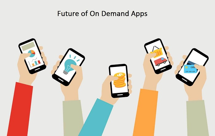 future of demand apps