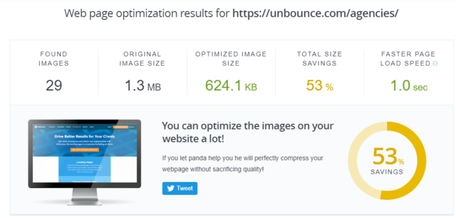 Optimize Site Speed