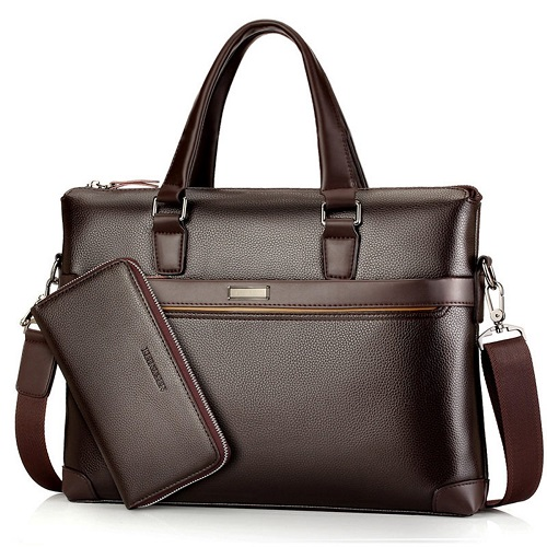 Men's diagonal shoulder bag
