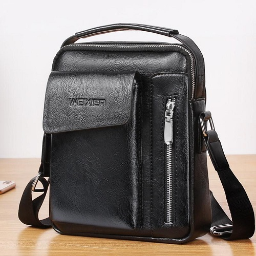 New men's messenger shoulder bag
