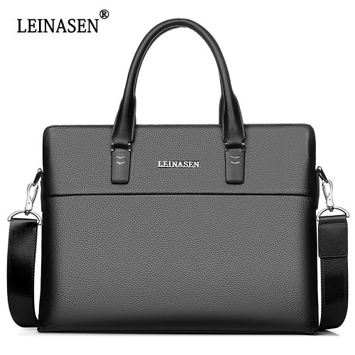New men's portable briefcase bag