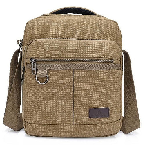 New men's waterproof shoulder bag