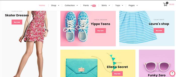 LushBoutique - Fashion WordPress WooCommerce Theme